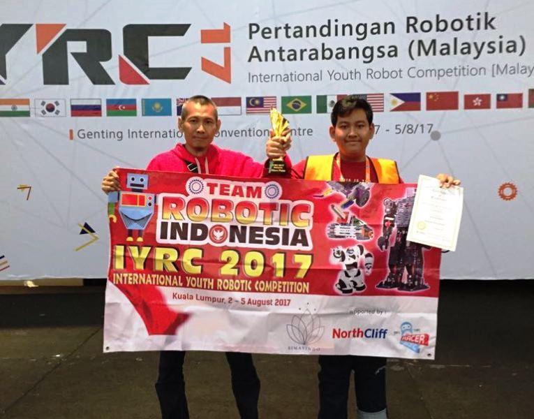 Siswa MAN 4 Jakarta Raih Silver Prize pada IYRC 2017