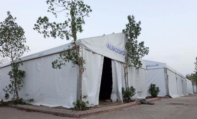 2.600 Tenda Jamaah Indonesia di Arafah Siap Digunakan