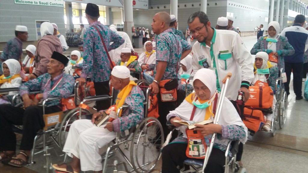 Alhamdulillah, 454 Kloter Jemaah Haji Indonesia Sudah Tiba di Tanah Air