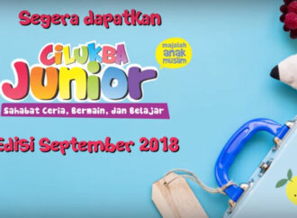 Teaser Cilukba Junior Edisi September 2018