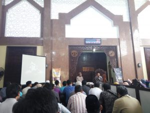 Rumah Ilmu Qolbun Salim Adakan Kajian Duha