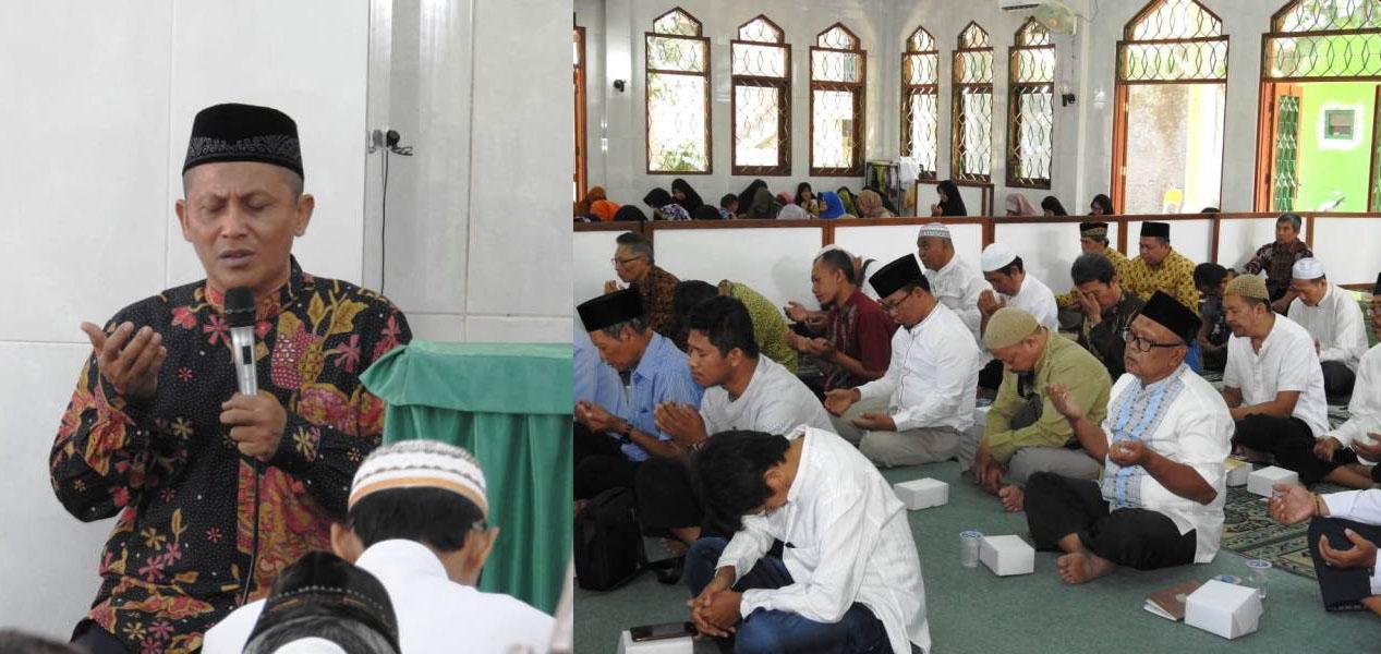 90 Calhaj Ikuti Manasik Haji Kolosal Gratis di KBH Mandiri