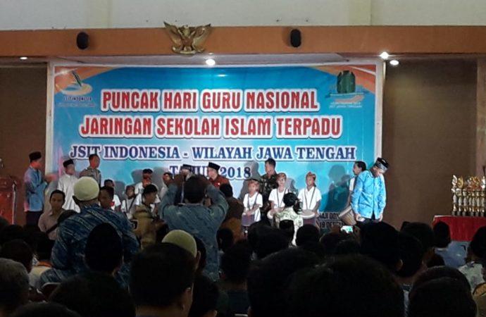 1.300 Orang Hadiri Puncak Peringatan HGN JSIT Jawa Tengah