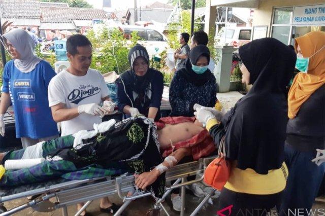 Korban Meninggal Tsunami Selat Sunda Sudah Mencapai 281 Orang