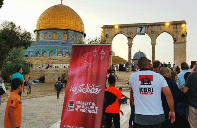 Pendatang Ilegal Yahudi Serbu Kompleks Masjid Al-Aqsha