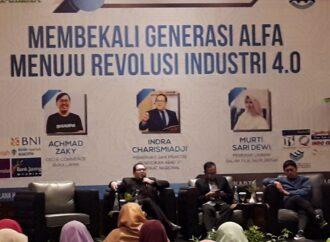 """Achmad Zaky: """"Hadapi Era Industri 4.0, Anak Jangan Hanya Jadi Penonton"""""""