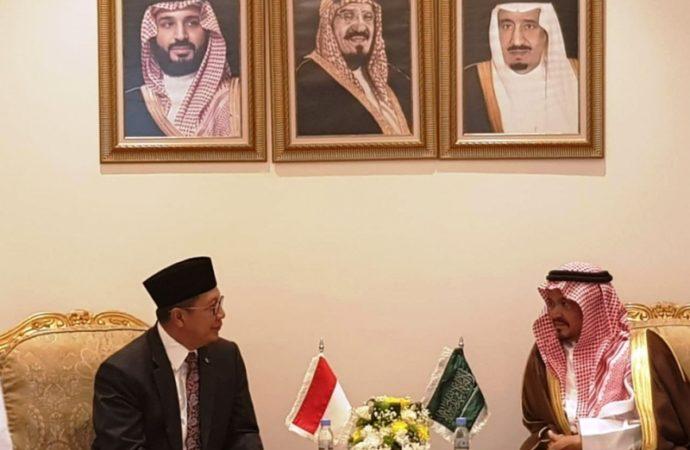 Saudi Kaji Usulan Indonesia Soal Jalur Cepat Jemaah Haji di Seluruh Embarkasi
