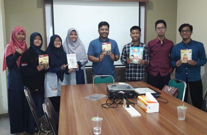 Mahasiswa IAIN Surakarta Kunjungi Redaksi Hadila