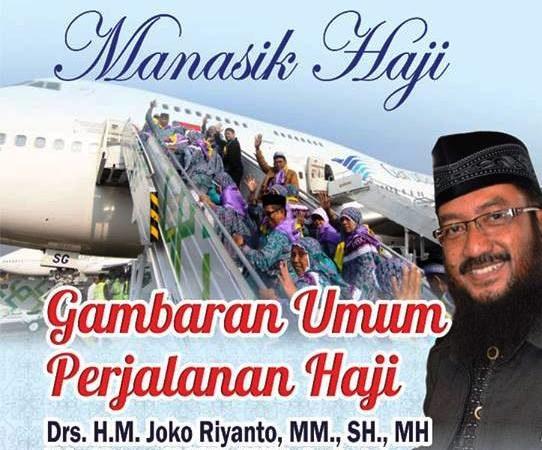 Sabtu, KBH Mandiri Gelar Manasik Haji Kolosal Terakhir