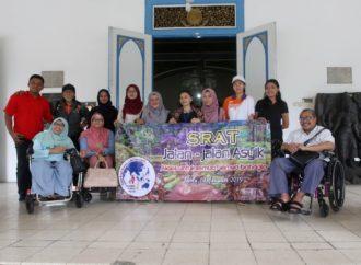 SRAT: Akses Difabel Radya Pustaka dan Sangiran Belum Penuhi Syarat
