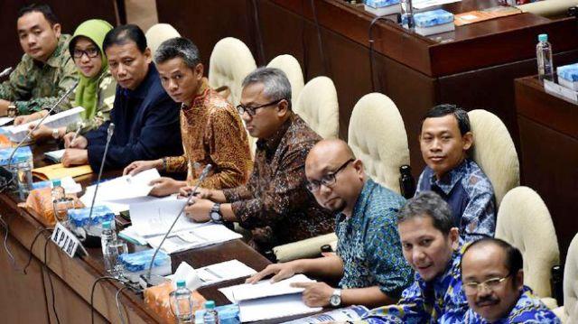 BPN Prabowo-Sandi Uno DKI Jakarta Laporkan KPU ke DKPP