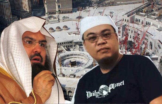Islamkan 1 Camp Pekerja China, Steven Dipanggil Abdurrahman Sudais