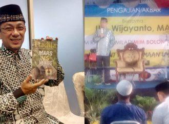 "Isi Pengajian Akbar di MIM Bolon, Ustaz Wijayanto: ""Mari Jaga Silaturahmi"""