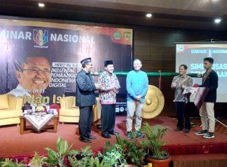 Dahlan Iskan Ajak Pemuda Rencanakan Indonesia Jaya Lebih Cepat