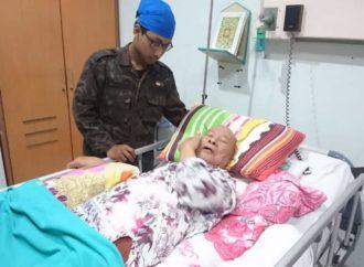 Rindu RS Yarsis, KH Muhammad Amir SH Memaksa Menjadi Pasien Pertama…