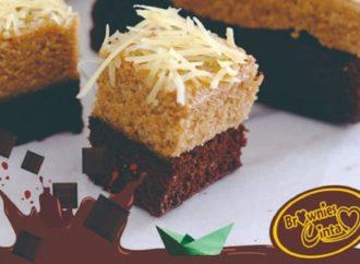 Belajar Bisnis Kuliner dari Owner Brownies Cinta