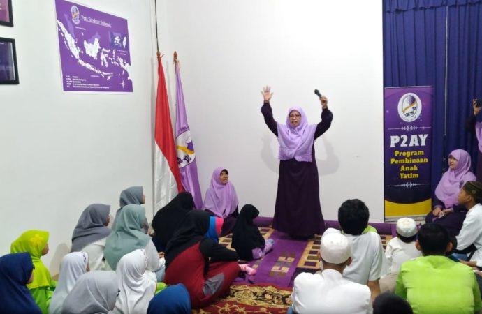 Rajut Silaturahim dan Beri Inspirasi, PP Salimah Gelar Buka Bersama dengan Anak Yatim
