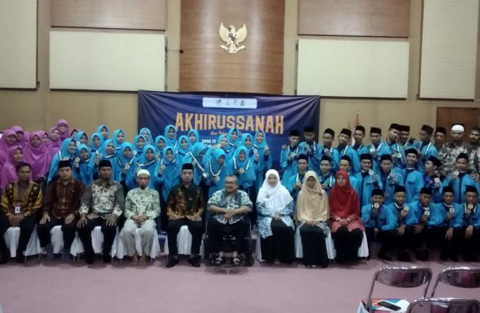 SMK Gratis SOLOPEDULI Raih Peringkat I UNBK Tingkat Kota Surakarta