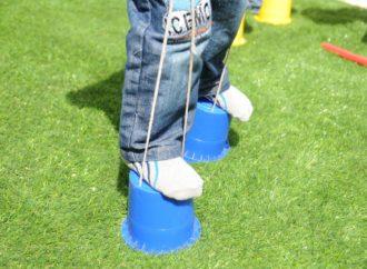Mengasah Fisik dan Kesehat Anak dengan Permainan Tradisional