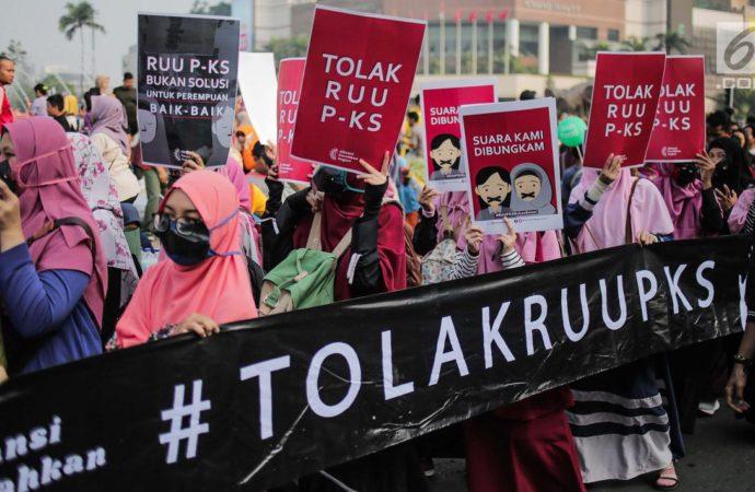 Salimah Tolak RUU PKS