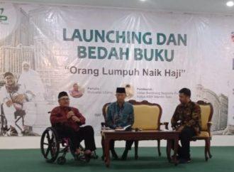 Smart Media Gelar Launching dan Bedah Buku 'Orang Lumpuh Naik Haji' karya Mulyanto Utomo