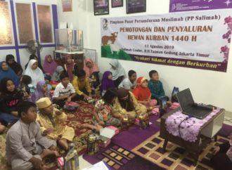 PP Salimah Berbagi Kebahagiaan