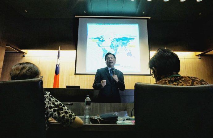 Diplomasi Taiwan Lewat Anak-anak Muda Asia Tenggara