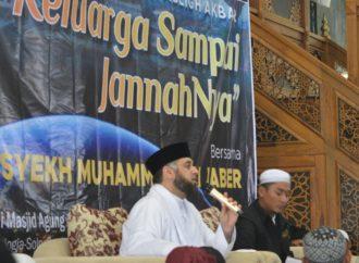 2 Pesan Syekh Ali Jaber untuk Umat Islam