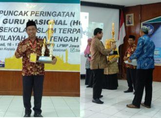 Kepala SDIT Nur Hidayah Juarai Best Practice Kepala Sekolah JSIT 2019