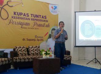 Edukasi Kesehatan Reproduksi, Klinik SOLOPEDULI Gelar Seminar Pranikah