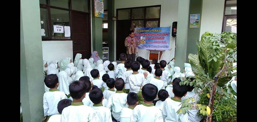 Literasi sekolah