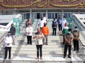 SOLOPEDULI Bagi 10.000 Paket Sembako untuk Warga Jateng Terdampak Covid-19