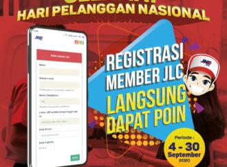 Dukung Bisnis UKM, JNE Berikan Bonus Poin untuk Member Baru JLC