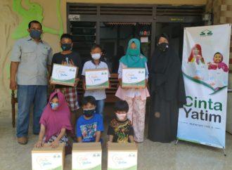 Anak Yatim Semarang & Boyolali Gembira Terima Bingkisan dari SOLOPEDULI