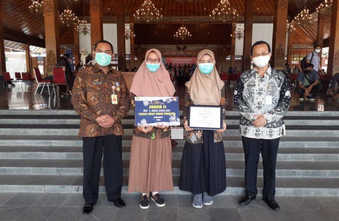 Klinik SOLOPEDULI Raih Juara II Lomba Faskes MKJP di Masa Pandemi