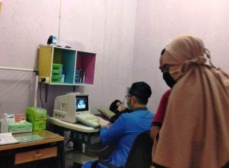 USG Gratis untuk Dhuafa di Klinik Rawat Inap SOLOPEDULI